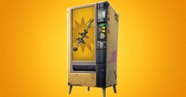 fortnite vending machine locations season 9-7
