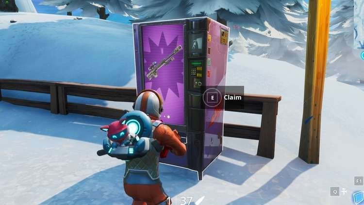 fortnite vending machine locations season 9-8