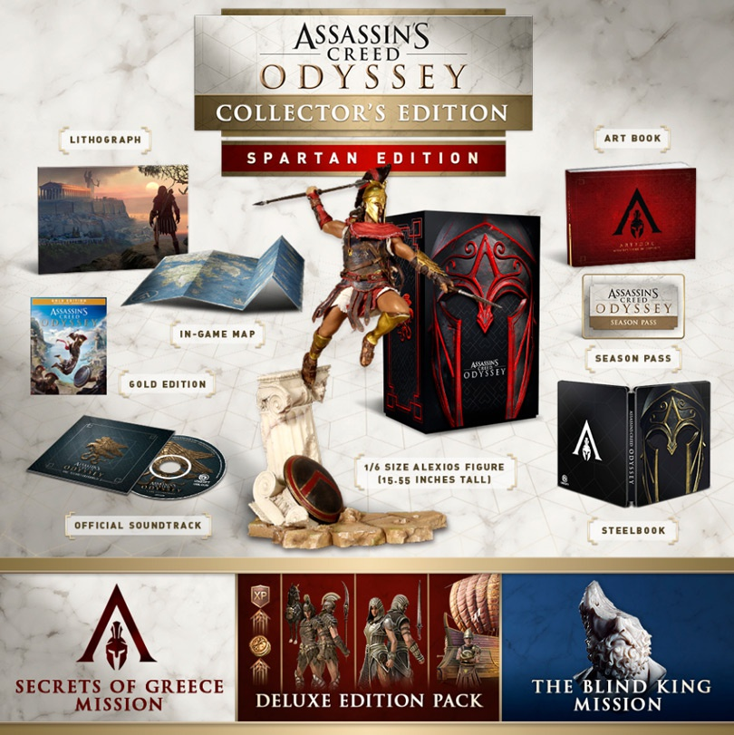 assassin's creed odyssey different editions-6