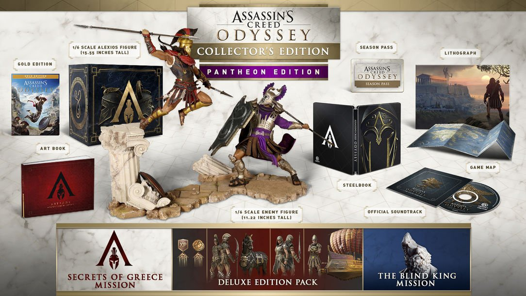 assassin's creed odyssey different editions-7