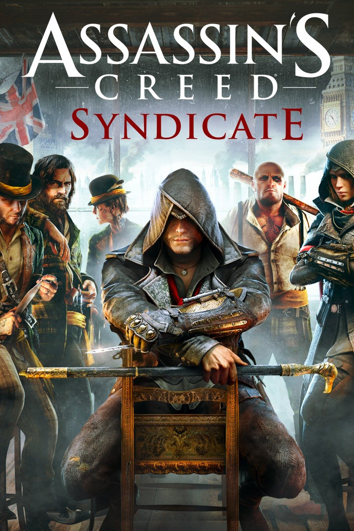 assassin's creed: syndicate-1