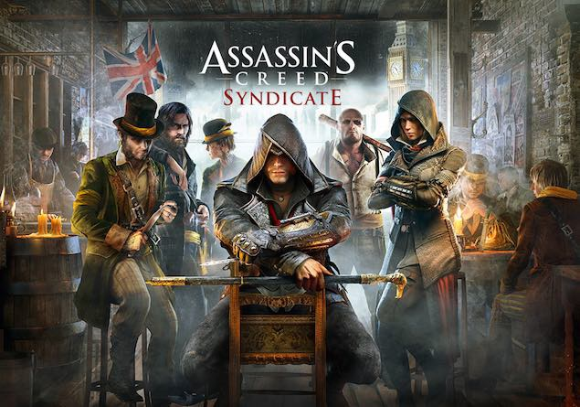 assassin's creed syndicate release date-0