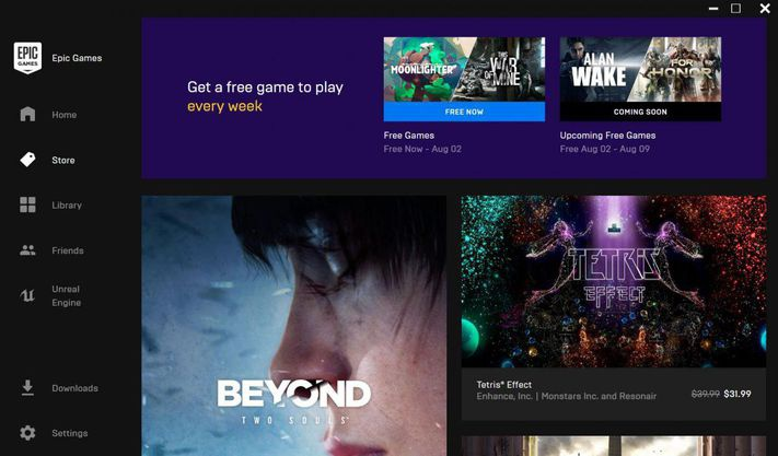 epic launcher free games-0