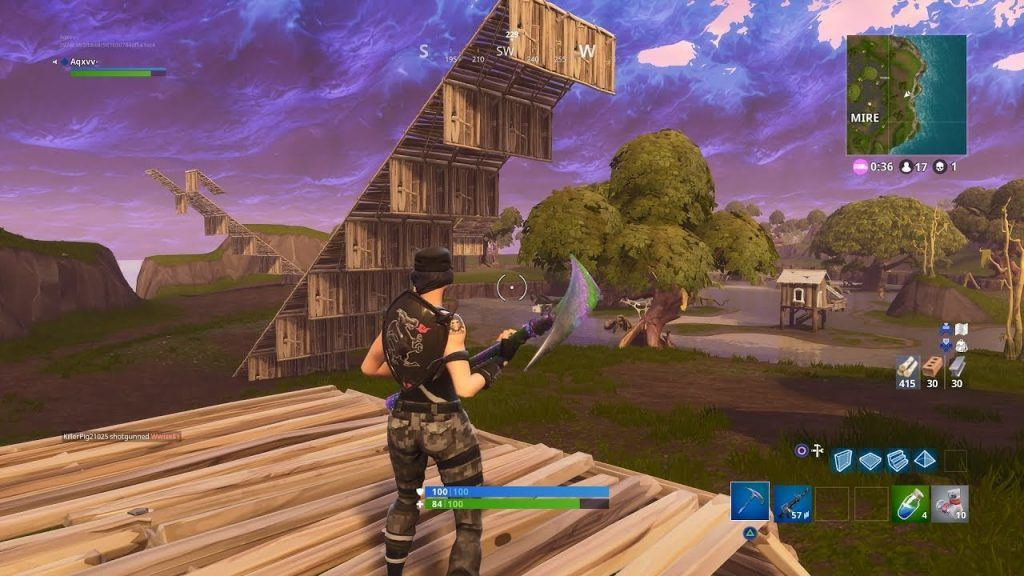 how to build fortnite-1