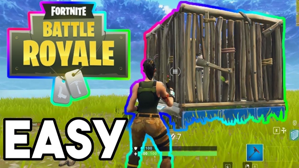 how to build fortnite-2