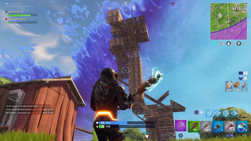 how to build fortnite-7