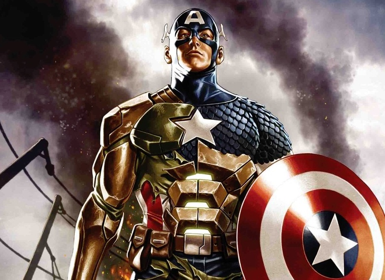 where is captain america from-4