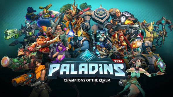 when did paladins come out-0