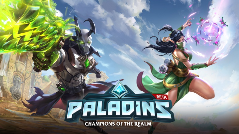 when did paladins come out-1