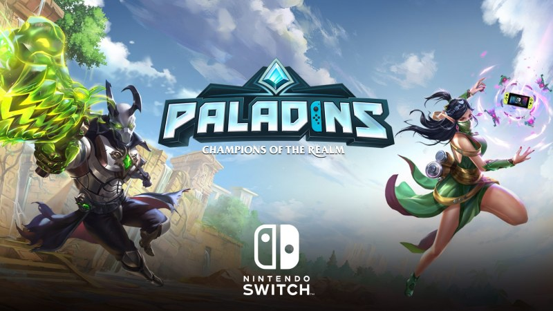 when did paladins come out-6