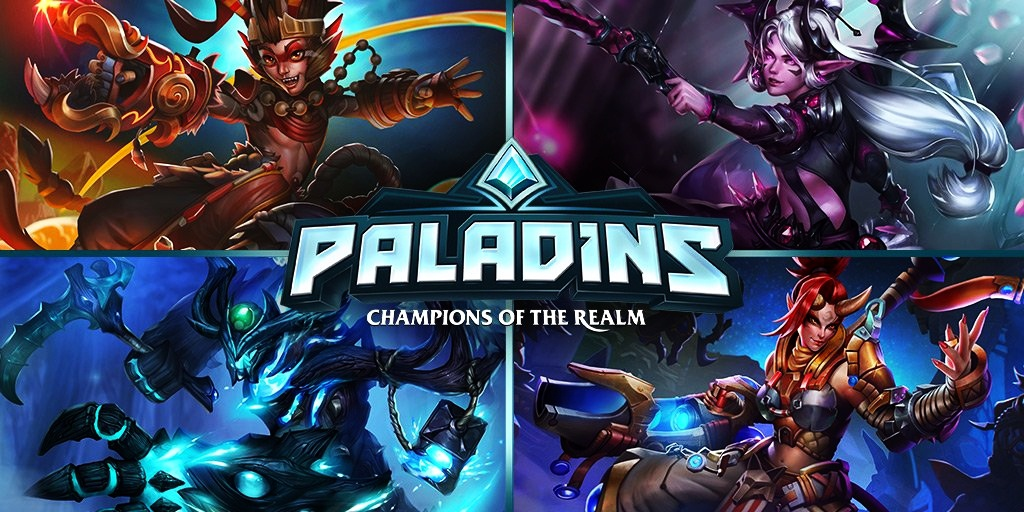 when did paladins come out-7