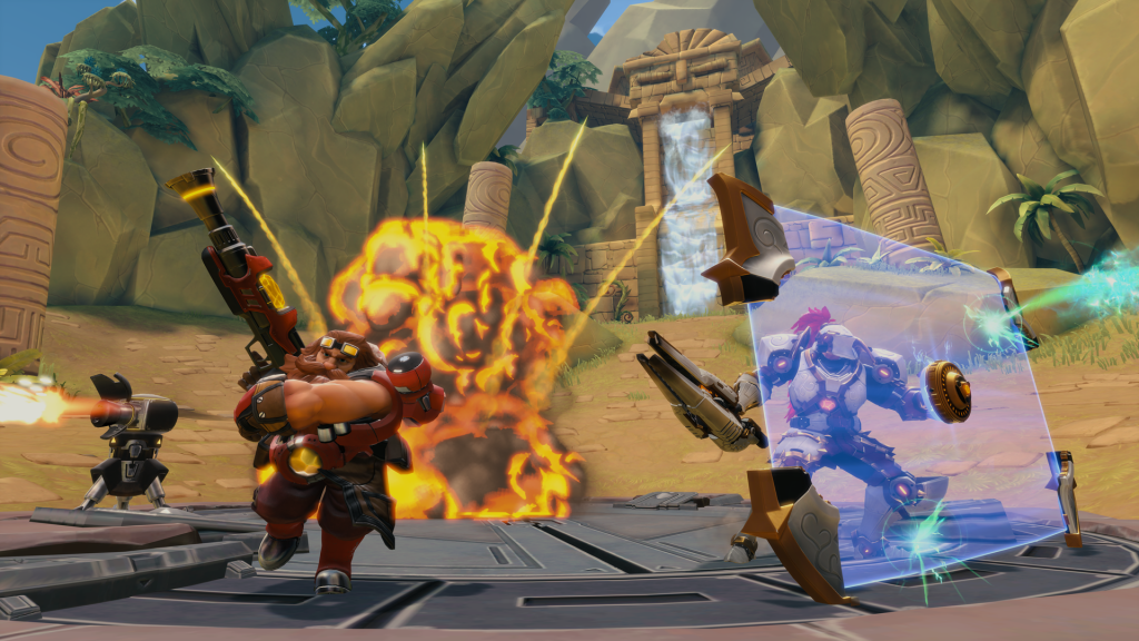 when did paladins come out-8