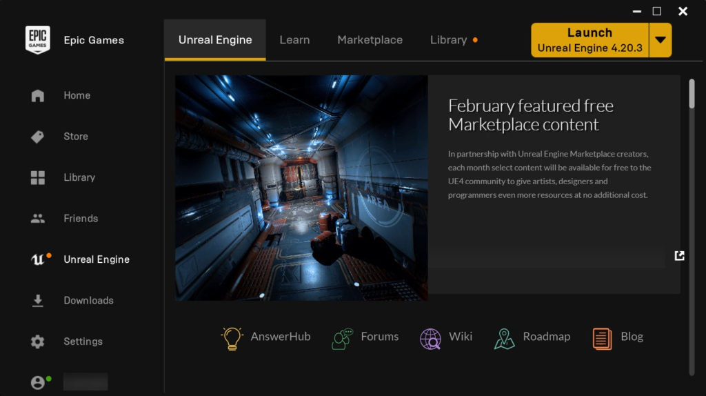 download epic games launcher-2
