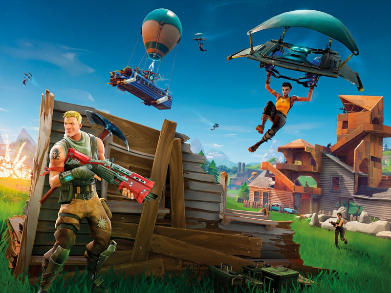 when did fortnite br come out-1