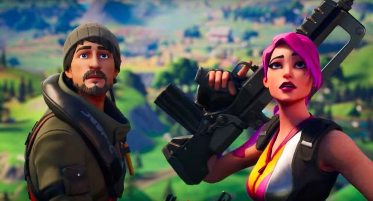 are there bots in fortnite-8