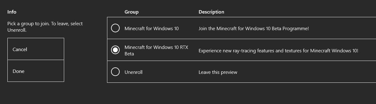 how to turn rtx on-3