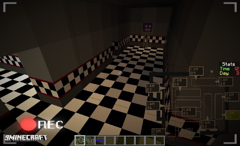 five nights at freddy's map-2