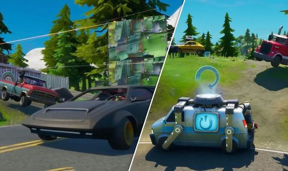 when are cars coming out in fortnite-4