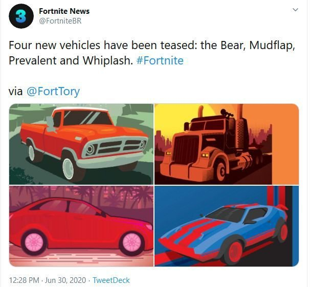 when are cars coming out in fortnite-8