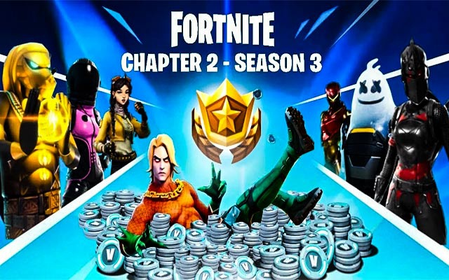 fortnite season 3 chapter 2-2