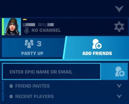 how to add pc players on ps4 fortnite-0