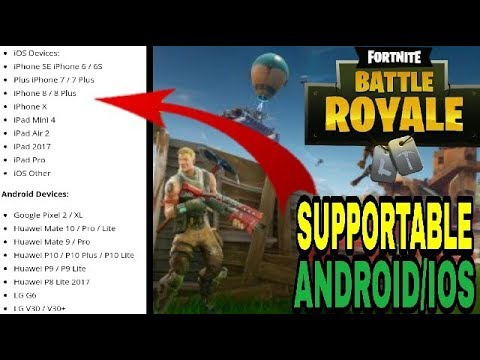 fortnite android compatible devices-0