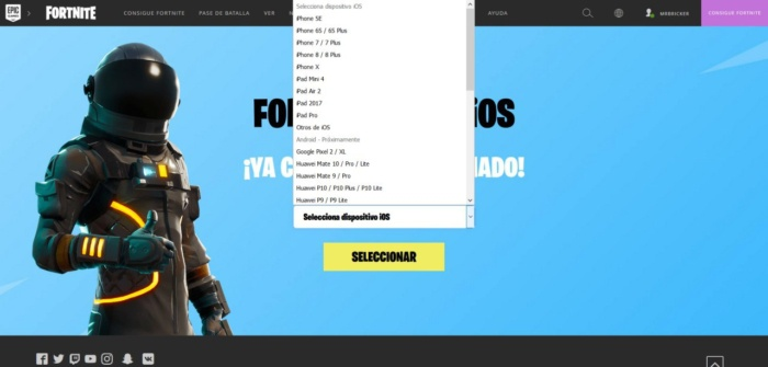 fortnite android compatible devices-4