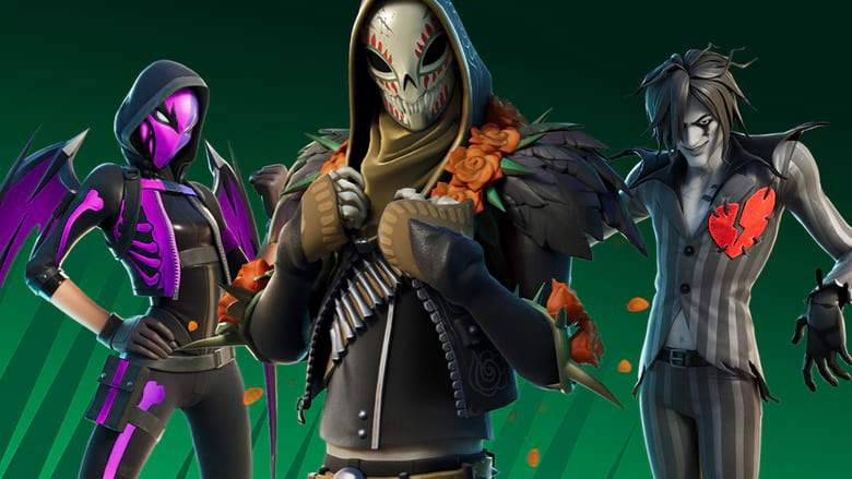 when does fortnitemares end-4