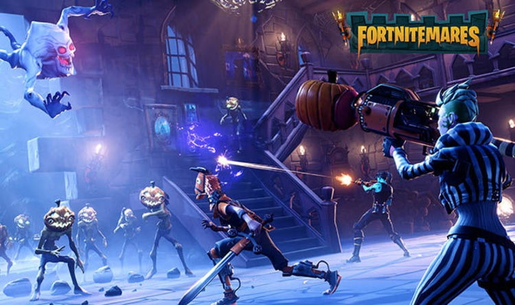 when does fortnitemares end-5