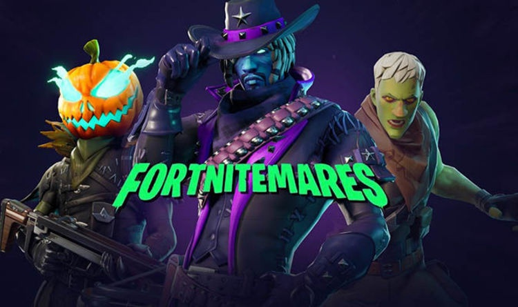 when does fortnitemares end-7
