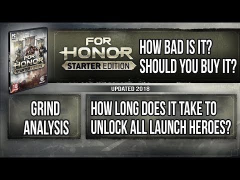 what is for honor starter edition-3
