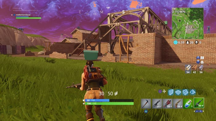 how to get better at fortnite ps4-5