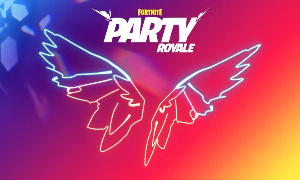 how to get neon wings fortnite-4