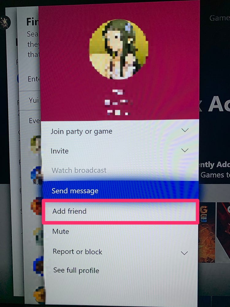 how to add friends on xbox one-1