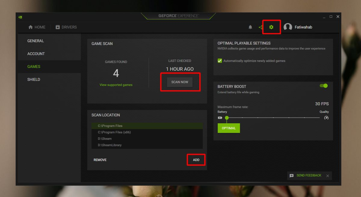 how to add a game to geforce experience-0