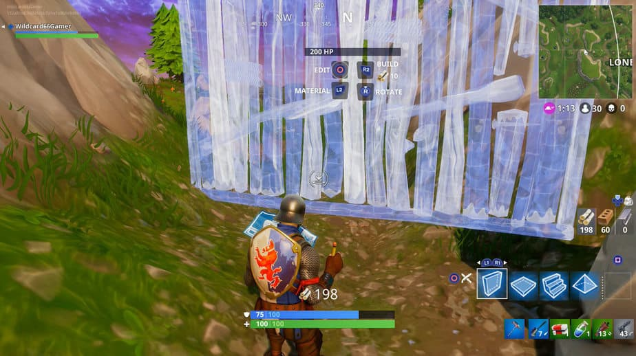 fortnite how to build fast-6