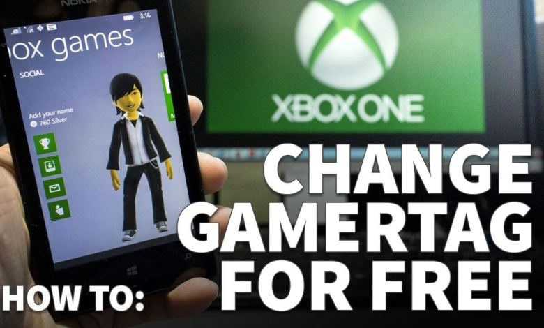 how to change gamertag on xbox app iphone-3