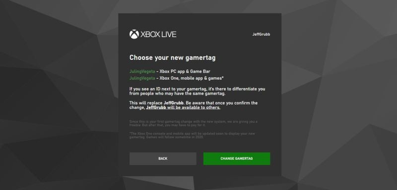 how to change your xbox gamertag for free-3