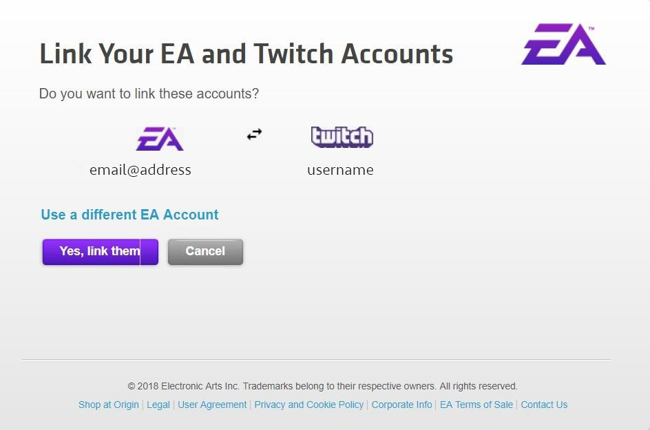 how to connect ea account to ps4-0