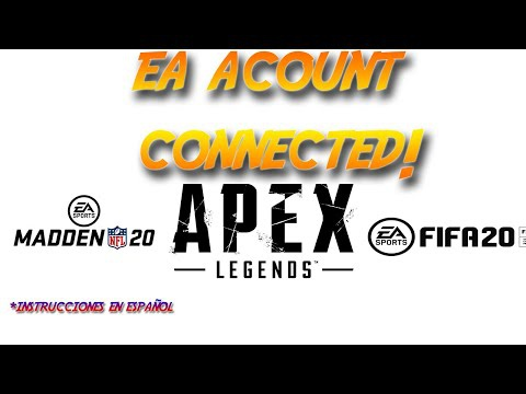 how to connect ea account to ps4-5