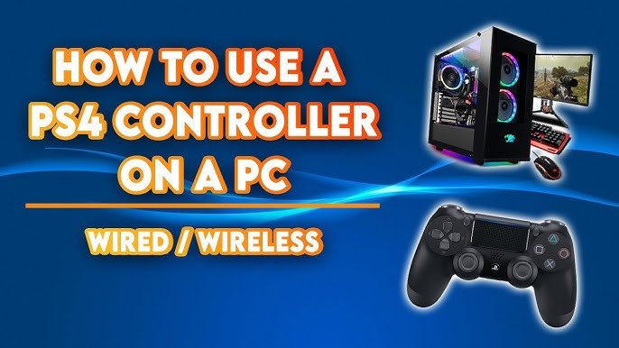 how to use ps4 controller on pc fortnite-1