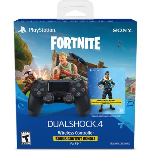 how to use ps4 controller on pc fortnite-8