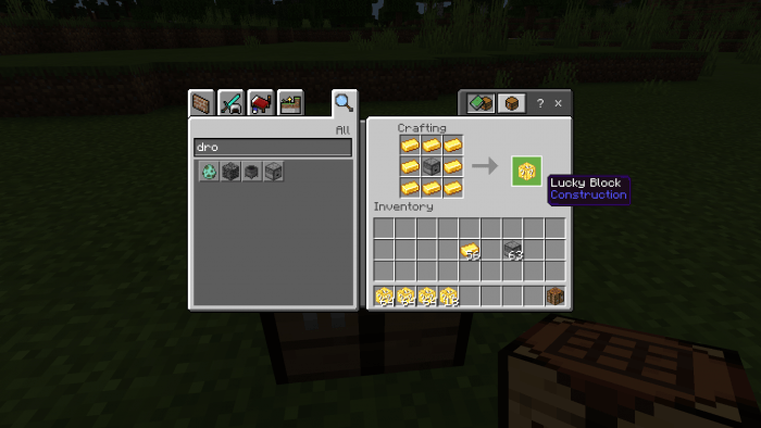 how to make a lucky block-1