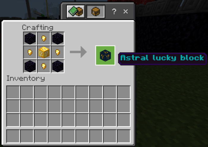 how to make a lucky block-5