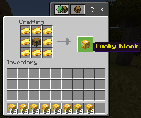 how to make a lucky block-7