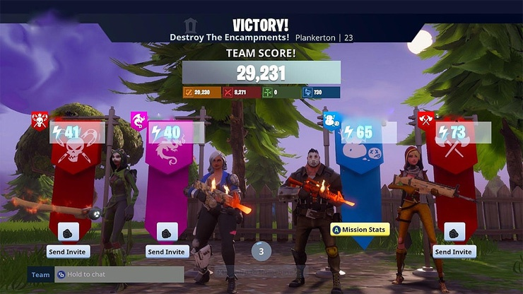 can ps4 fortnite play with pc-5