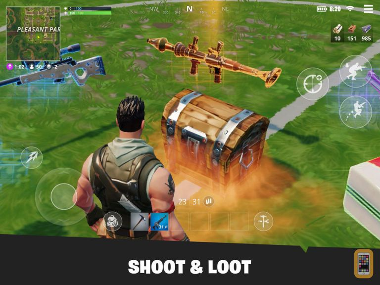 play fortnite on pc-5