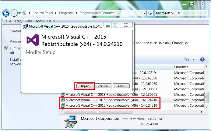msvcp140 dll is missing from your computer-1
