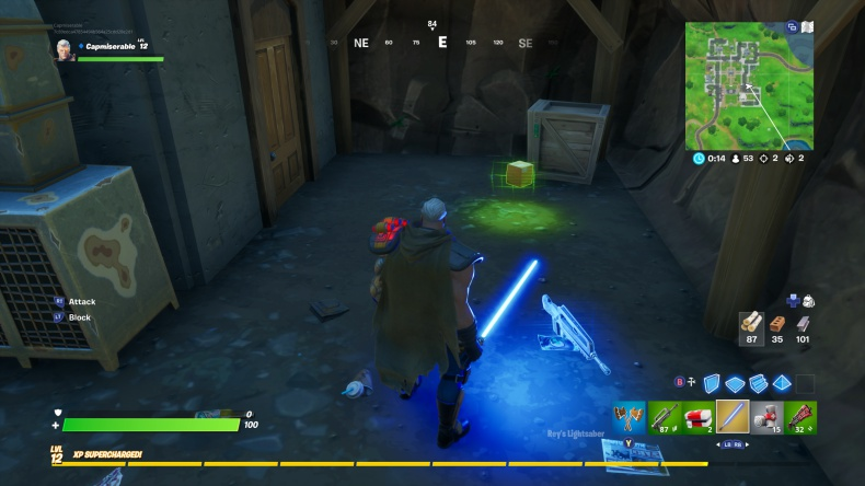 where to find lightsabers in fortnite-6