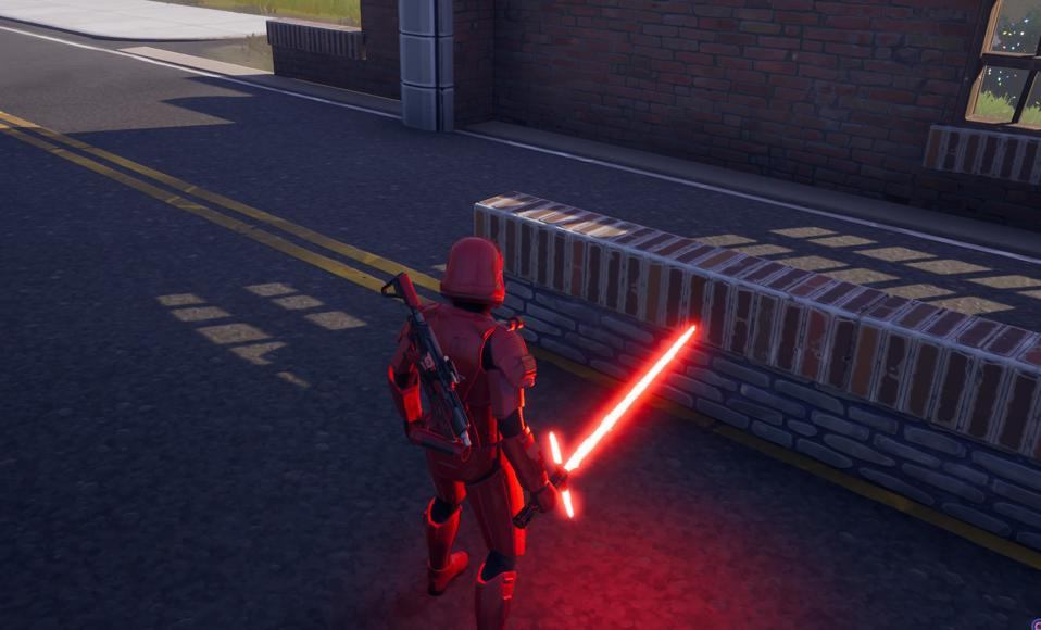 where to find lightsabers in fortnite-8